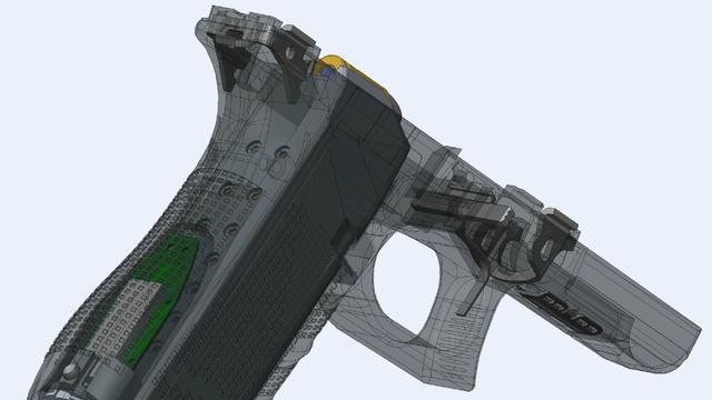 Amerikaanse politie test pistool met slimme sensor