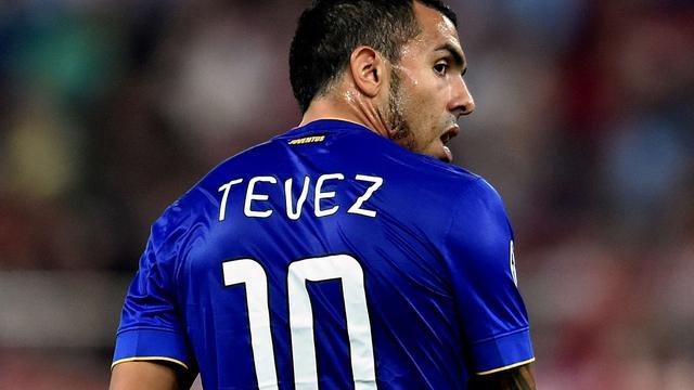 Tevez keert na ruim drie jaar terug in selectie Argentinië