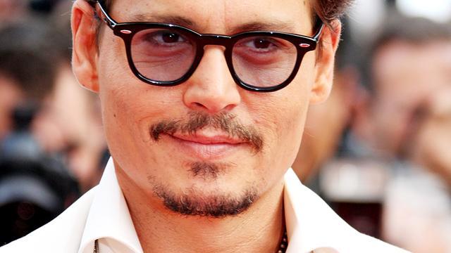 'Onrust in relatie Johnny Depp'