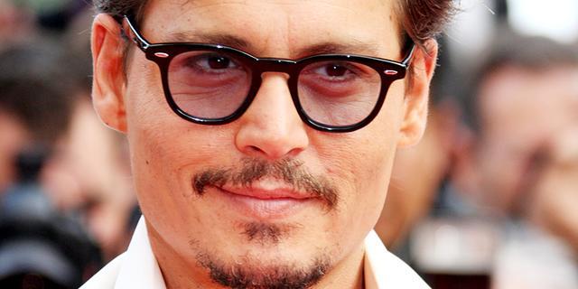'Johnny Depp probeert van drank af te blijven'