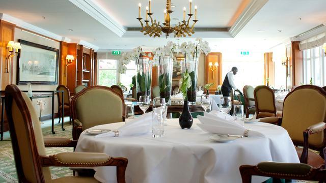 La Rive in top Nederlandse restaurants