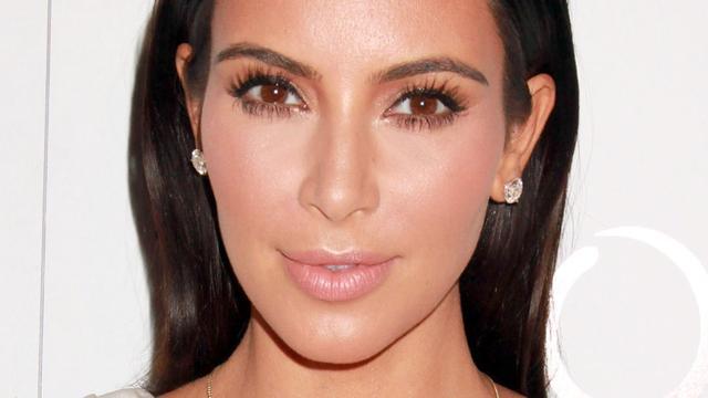 Kim Kardashian steunt campagne tegen aids