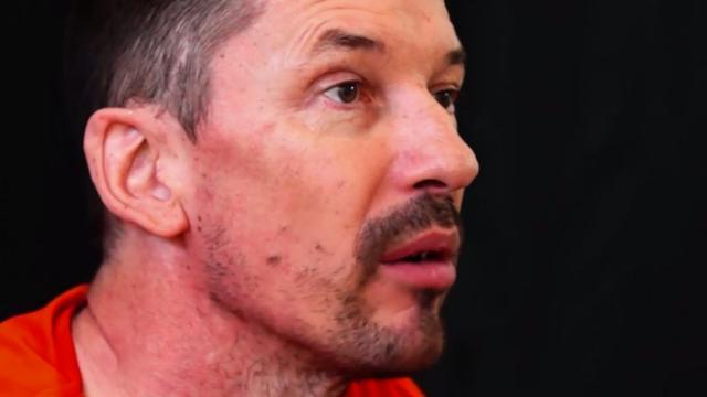 Britse gijzelaar John Cantlie duikt weer op in IS-video