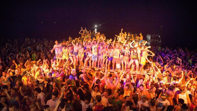 Thailand verbiedt populaire vollemaansfeesten