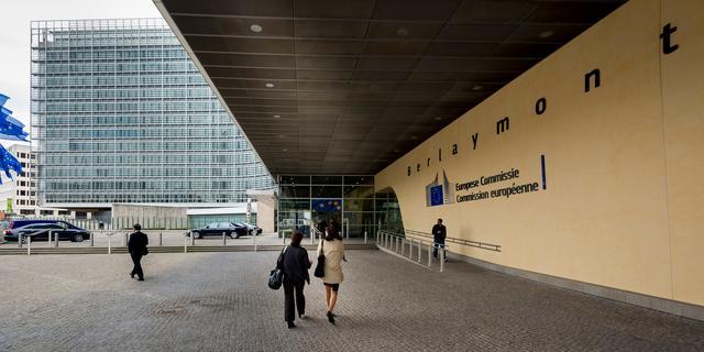 Brussel heeft cijfers over naheffing niet