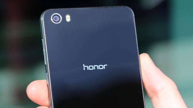 In eerste halfjaar al meer Honor-smartphones verkocht dan in 2014