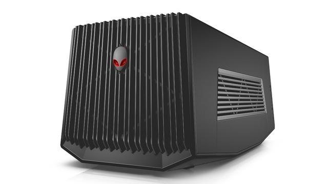 Alienware brengt externe videokaart voor laptops uit