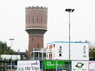 Restaurant in top watertoren Rotsoord