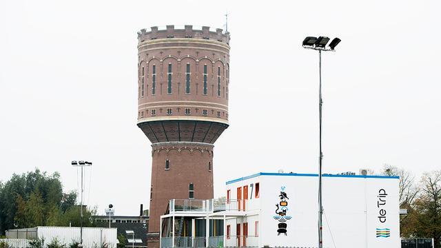 Transformatie watertoren Rotsoord van start