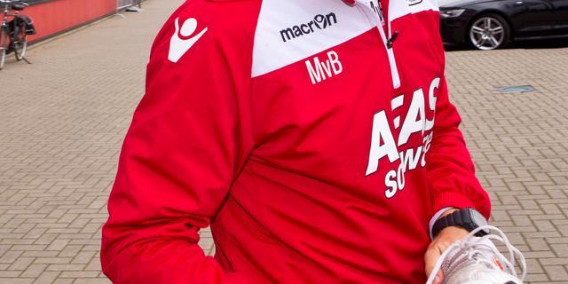Van Basten: 'Contact met spelers AZ nu veel prettiger'