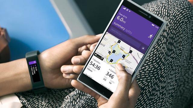 Microsoft lanceert fitnesssmartwatch en gezondheids-app