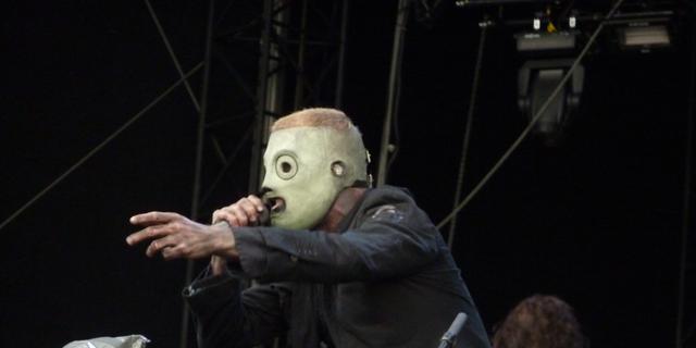 Slipknot tweede keer bovenaan Amerikaanse albumlijst
