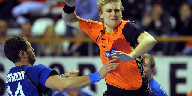 Handballers Oranje kansloos tegen Kroatië in EK-kwalificatie