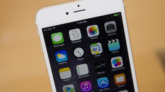 Eerste week van 2015 succesvolste week voor App Store