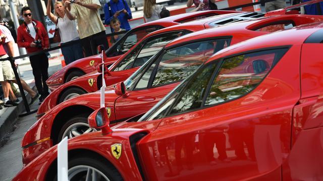 Fiat Chrysler neemt afscheid van Ferrari