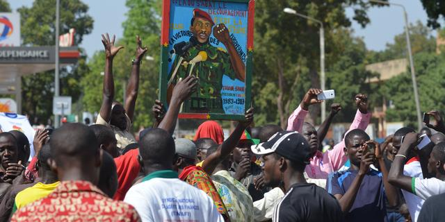 President Burkina Faso stapt op na protesten