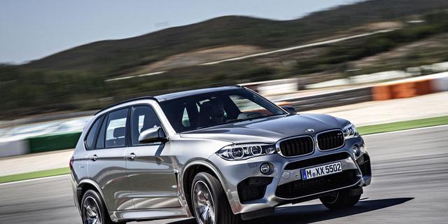X5 M en X6 M sterkste BMW's in serieproductie
