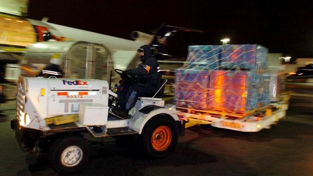 Fors meer winst voor pakketvervoerder FedEx