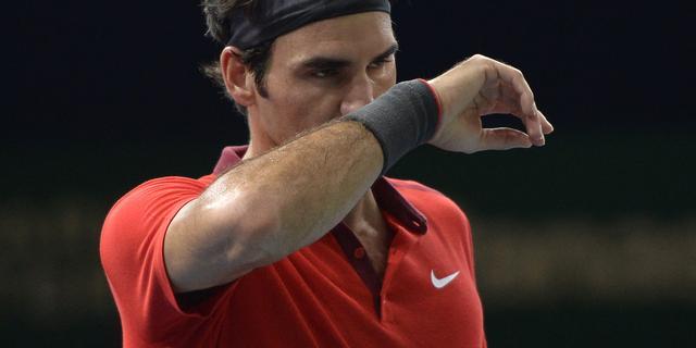 Federer onderuit, deelnemersveld World Tour Finals compleet