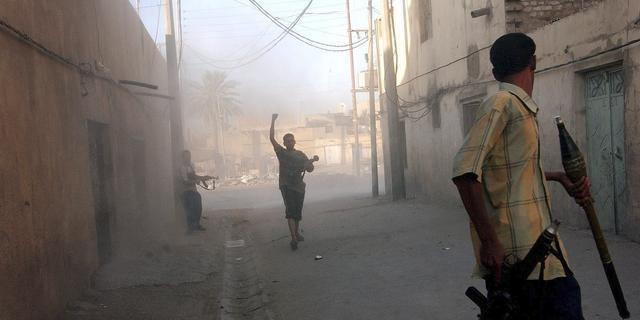 Iraaks militair toestel bombardeert per ongeluk Bagdad