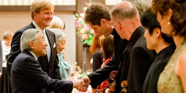 Staatsbezoek koningspaar aan Japan 'zeer geslaagd'