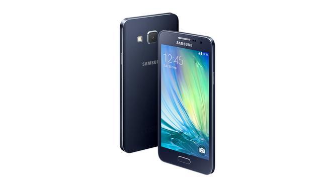 Prijzen metalen Galaxy A3 en A5 bekendgemaakt