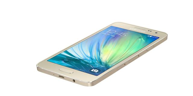 Samsung presenteert metalen Galaxy A5 en A3