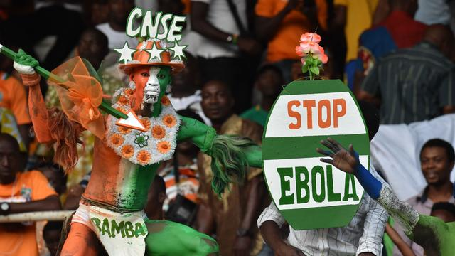 Trainer Russische club wil geen zwarte voetballers vanwege ebola