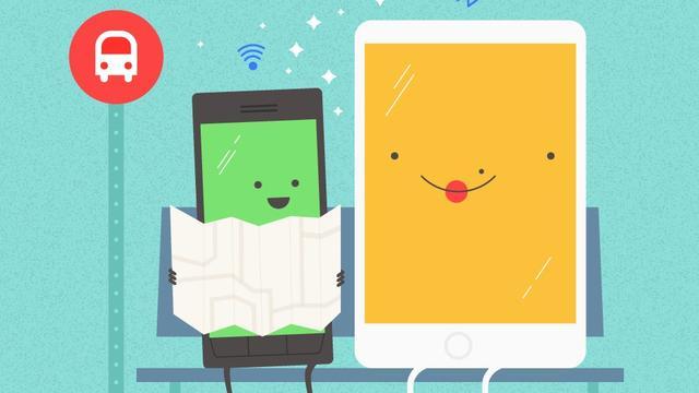 Google versimpelt lokaal delen tussen iOS en Android