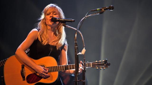 Geen woord over Waylon bij The Common Linnets in 013