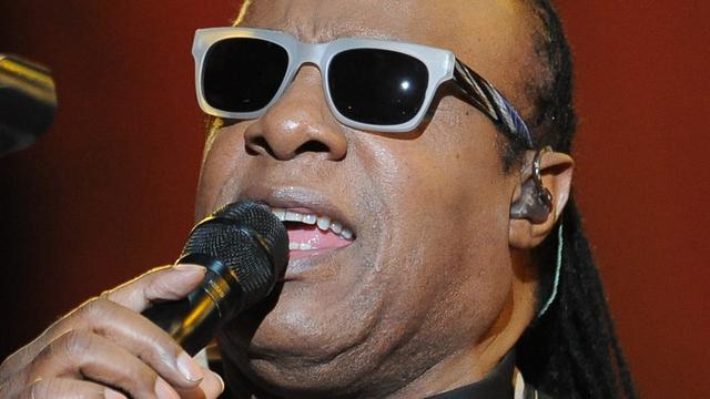 Stevie Wonder trouwt voor derde keer