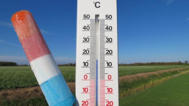 Met 17 graden warmste 2 november ooit
