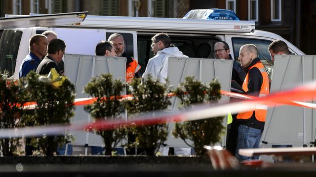 Drie doden bij vermoedelijke schietpartij in Zwitserland
