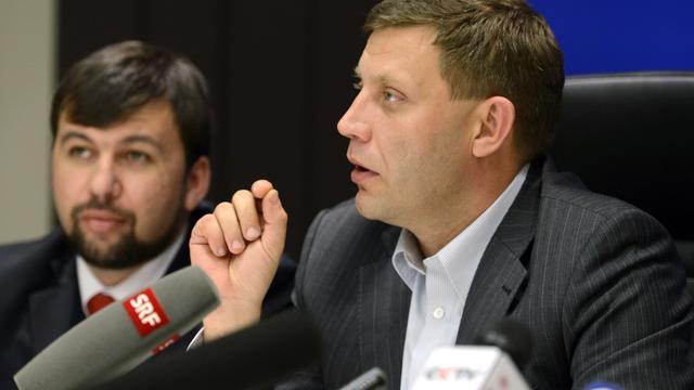 Rusland helpt 'vertegenwoordigers' Donetsk