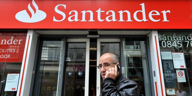 Banco Santander profiteert van rust in Brazilië