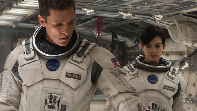Filmrecensie: Interstellar - Christopher Nolan
