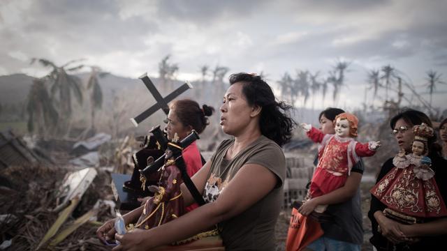 'Acht miljoen doden door natuurgeweld na 1900'