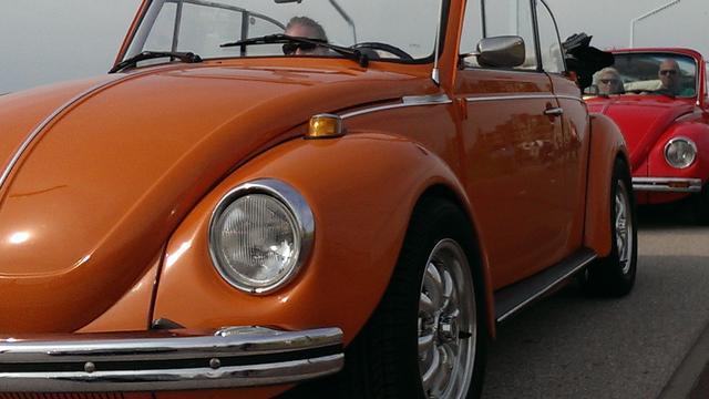 Sjeik biedt miljoen dollar voor Volkswagen Kever