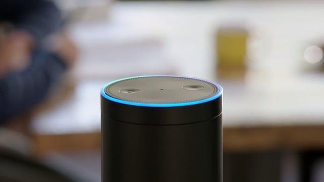 'Amazon werkt aan kleinere, verbeterde Echo-speaker'