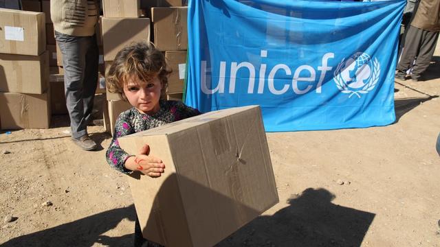 Unicef maakt reclame rondom adblockers