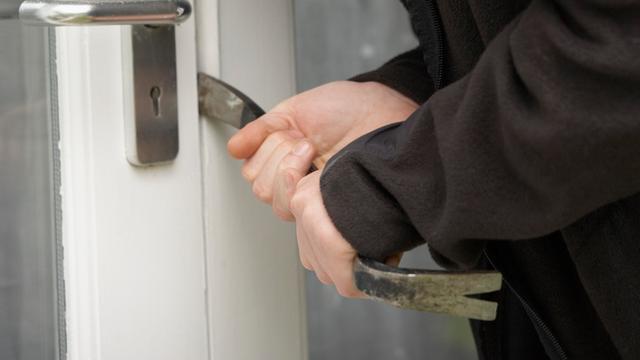 Vlissingse inbreker op heterdaad gepakt