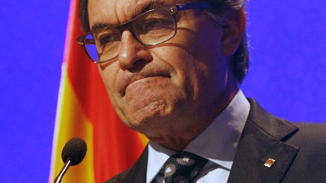Onduidelijkheid over 'peiling' Catalonië