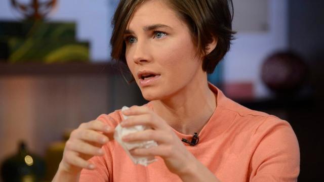 Moordverdachte Amanda Knox aan de slag bij Amerikaanse krant
