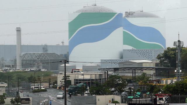 Radioactief water lekt in zee bij Fukushima