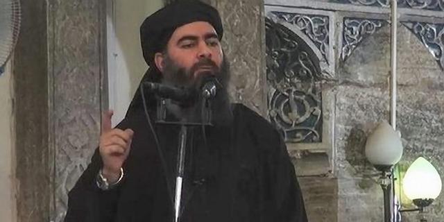 Al-Baghdadi regeert kalifaat op achtergrond