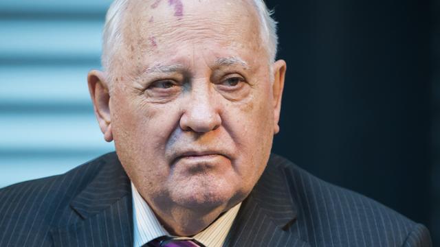 Biografische film over Michail Gorbatsjov in de maak