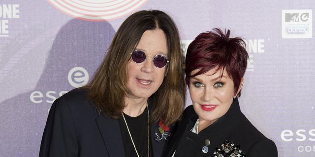 'Ozzy en Sharon Osbourne bezoeken relatietherapeut'