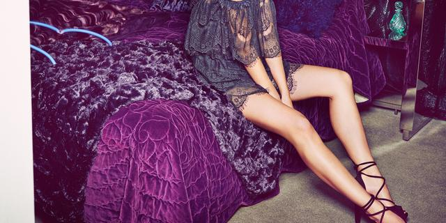 Victoria's Secret-model Lily Aldridge nieuw gezicht Nelly