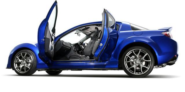 Voorlopig geen opvolger van Mazda RX-8