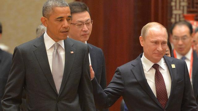 Obama legt Rusland opnieuw sancties op
